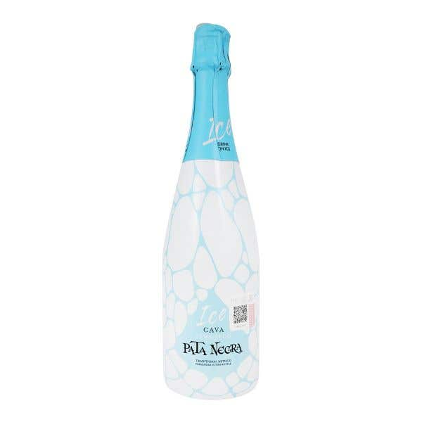 Vino Blanco Pata Negra Ice Semiseco Cava 750 ml