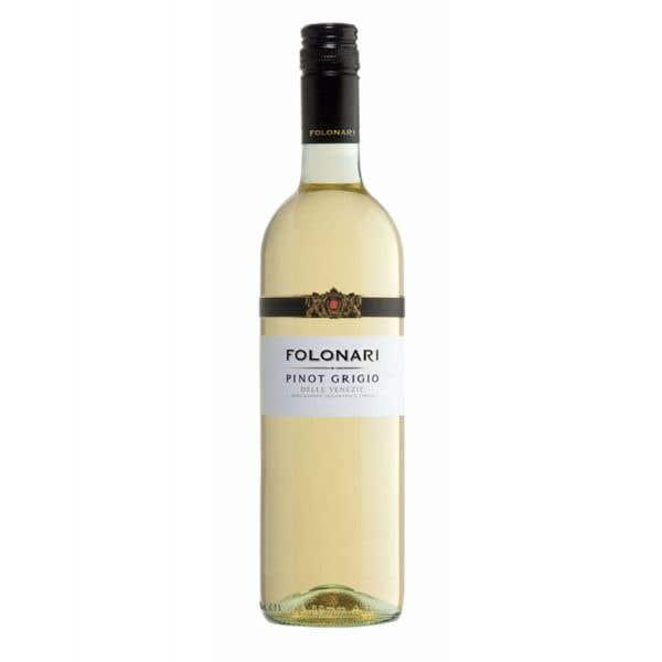 Vino Blanco Pinot Grigio Folonari - 750ml