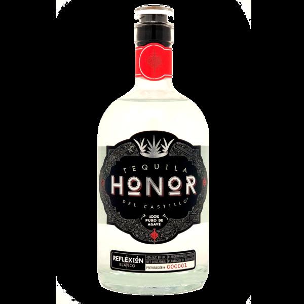 Tequila Honor Reflexion Blanco 750 ml