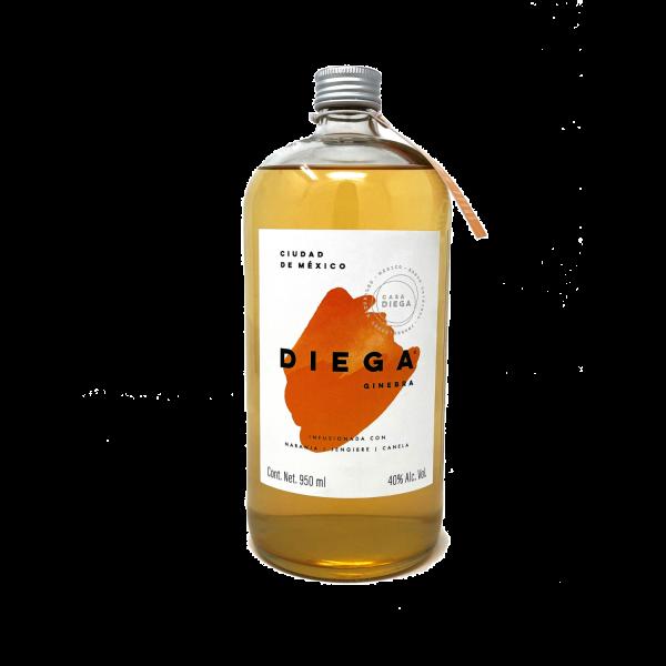 Gin Diega Naranja 950 ml