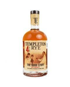 Whiskey Templeton Rye 4 years - 750ml