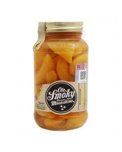 Whisky Ole Smoky Moonshine Peaches - 750 ml