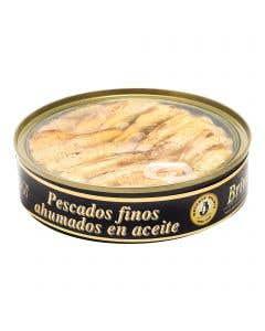 Sardinillas Ahumadas Brivais Vilnis - 112 g