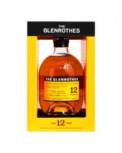 Whisky Glenrothes 12 años - 700ml