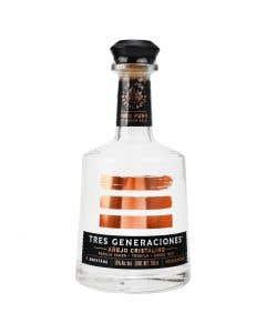 Tequila Tres Generaciones Cristalino - 750 ml