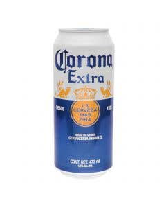 Cerveza Corona Extra Laton Bote - 473 ml