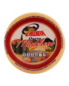 Queso Tipo Manchego Chilchota - 400 g