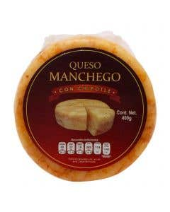 Queso Manchego Chipotle Chilchota 400 g