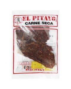 Carne Seca con Chile para Botana - 100 g