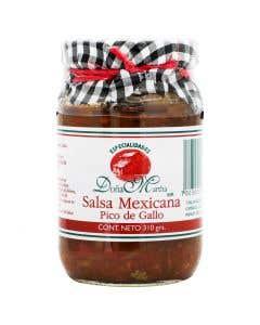 Salsa Especialidades Doña Martha Mexicana  - 310 g