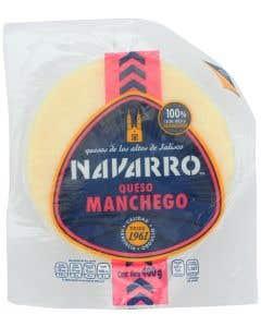 Queso Manchego Navarro - 400 g