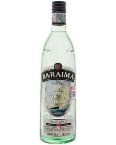 Ron Baraima Platino 3 Años - 750 ml