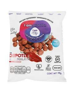 Cacahuate Amaranto Chipotle - 80 grs