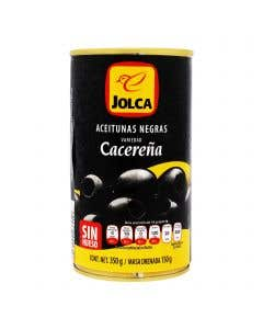Aceituna Negra Jolca Sin Hueso - 350gs