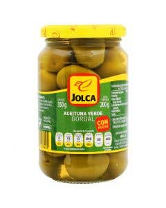 Aceituna Goldal Jolca Con Hueso - 350g