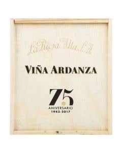 Caja de Madera Viña Ardanza Reserva 75 Aniversario - 750