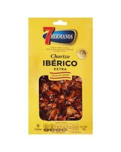 Chorizo Ibérico Extra 7 Hermanos - 100gr