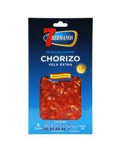 Chorizo Vela 7 Hermanos Extra -100 gr