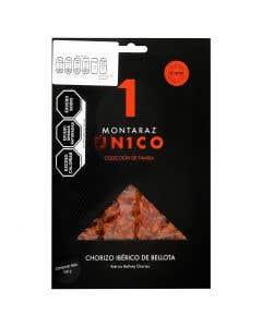 Chorizo Iberico Bellota Montaraz Unico - 100 g