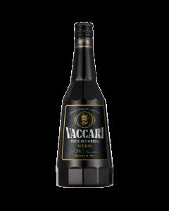 Licor Vaccari Nero De Sambuca - 700 ml