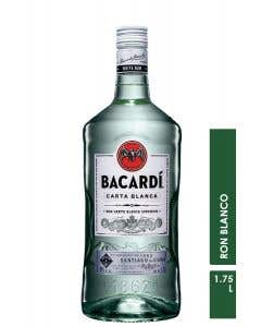 Ron Bacardi Blanco  1750 ml