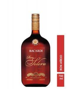 Ron Bacardi Solera 750  ml