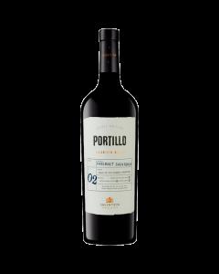 Vino Tinto  Cabernet  Sauvignon  Portillo -750 ml