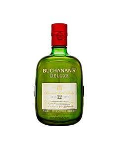 Whisky Buchanan's Deluxe 12 Años - 750 ml