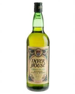 Inver House Green Plaid 1 LT