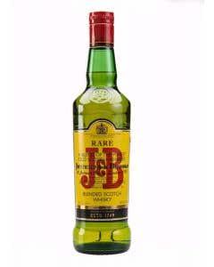 Whisky J&B - 750 ml