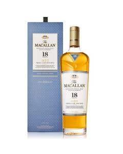 Whisky Macallan Malt 18Años - 700 ml