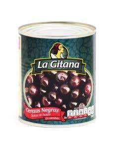 Cereza Negra La Gitana 439 grs