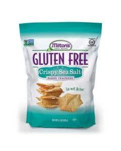 Galleta Bakrd crackers crispy - 128 g