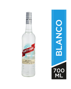 Tequila Antiguo De Herradura Plata - 700 ml
