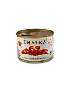 Cangrejo Chatka 60% Patas - 185 gr