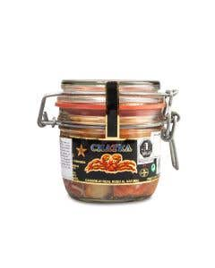 Cangrejo Chatka 100%  Patas Cristal - 190 g