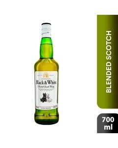 Whisky Black & White - 700 ml