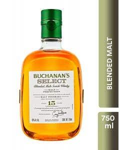 Whisky Buchanan's Select 15 Años - 750ml