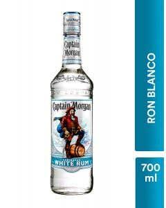 Ron Capitan Morgan White - 700 ml