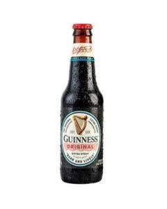 Cerveza Guinness Original Stout Bot 325 ml
