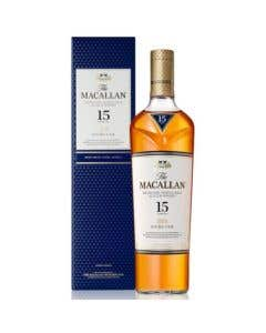 Whisky The Macallan 15 Double Cask - 700 ml