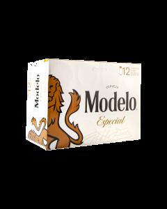 Cerveza Modelo Especial Lata 12 pack - 269 ml