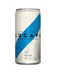 Cerveza Cucapa 57 Kolsch Lata 269 ml