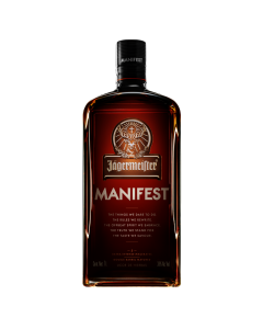 Licor de Hierbas Jägermeister Manifest - 1 L