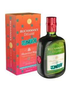 Whisky Buchanan's Deluxe 12 Años Jbalvin - 750 ml