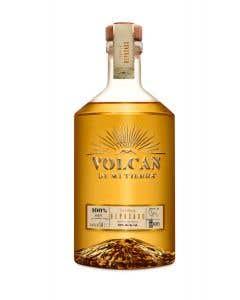 Tequila Volcán de mi Tierra Reposado sin estuche 750 ml