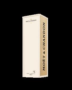 Champagne Moët Brut Specially con estuche metálico personalizable - 750 ml