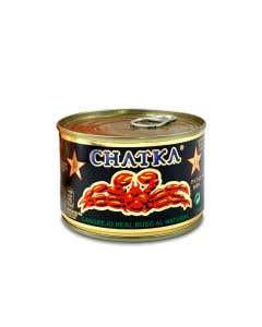 Cangrejo Chatka 100% Patas  185 gr