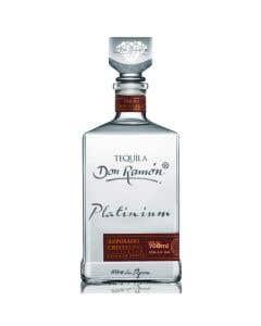 Tequila Don Ramón Reposado Cristalino Plata - 700 ml