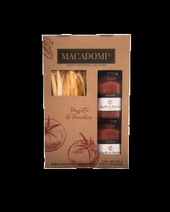 Pasta Macadomi y Salsa Pomodoro 730 GRS